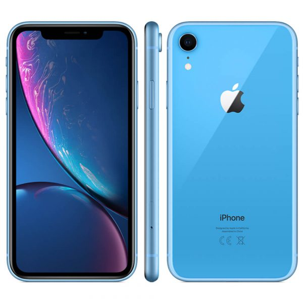 Refurbished iPhone XR Blauw 64GB